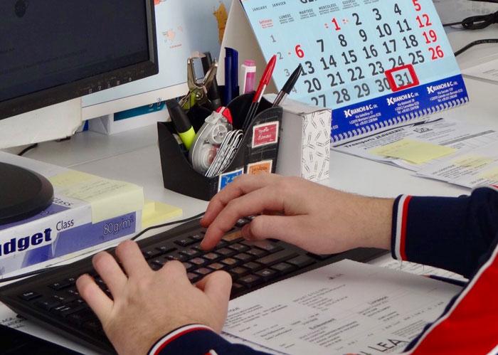 Agent d'exploitation, de transit ou de service après-vente